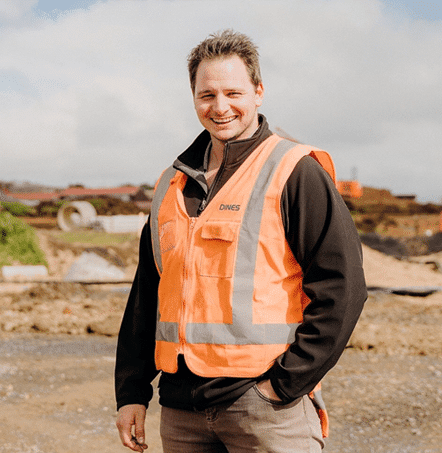 Kevin Terrill – Project Manager. Kerry Dines Limited