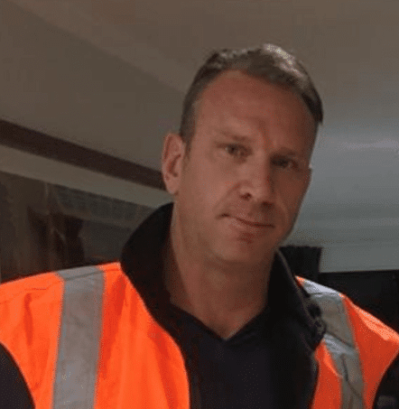 Shaun Ryan – Site Manager. Axiom Projects